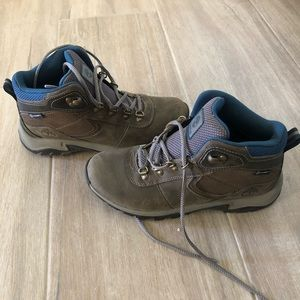 Timberland Women's Mt Maddsen Mid Leather Hiking